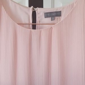 Vince Camuto rose blouse